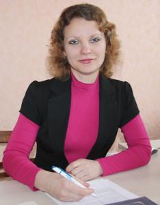 Ирина Михайловна Кухарчик