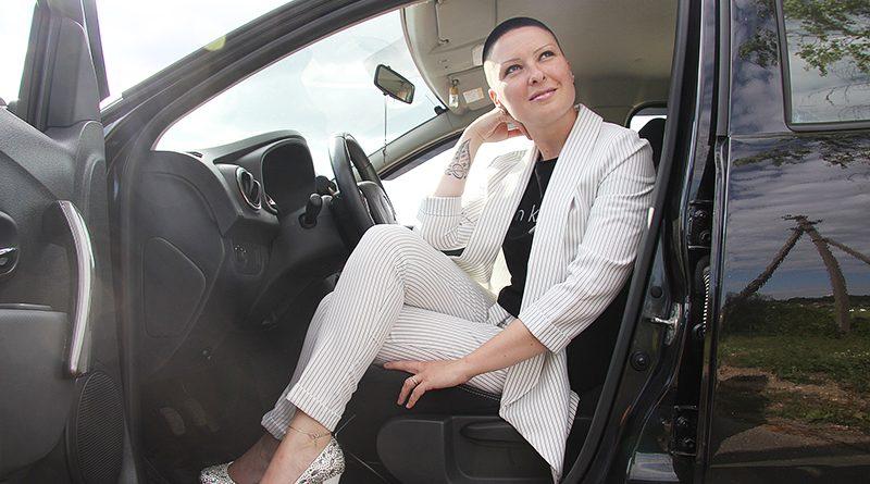 Ольга Давидюк: Я девушка, которая просто любит автомобили