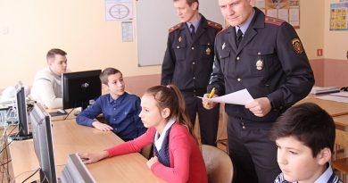 26 секунд на 10 вопросов: В Клецке проверили знания школьников по ПДД