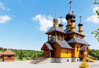 Путешествие в географический центр Беларуси