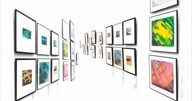 Из Минска на весь мир: пройдет онлайн-экскурсия по выставке Лазаря Хидекеля