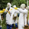Спасут, если понадобится: в горпарке Клецка соревновались районные сандружины (Фоторепортаж)