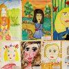 Мама, я тебя рисую: Подборка детских рисунков, посвященных Дню матери